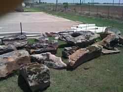 Large Stone Work