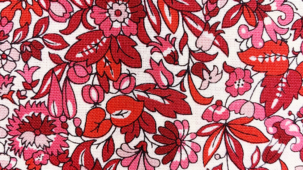 Hyde Floral fabric (Winter version)