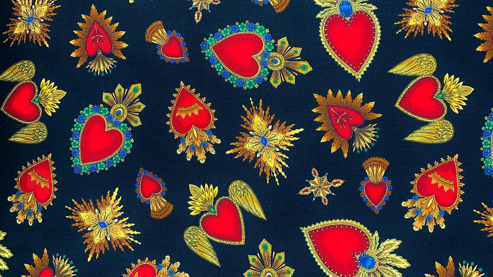 Sacred Heart fabric