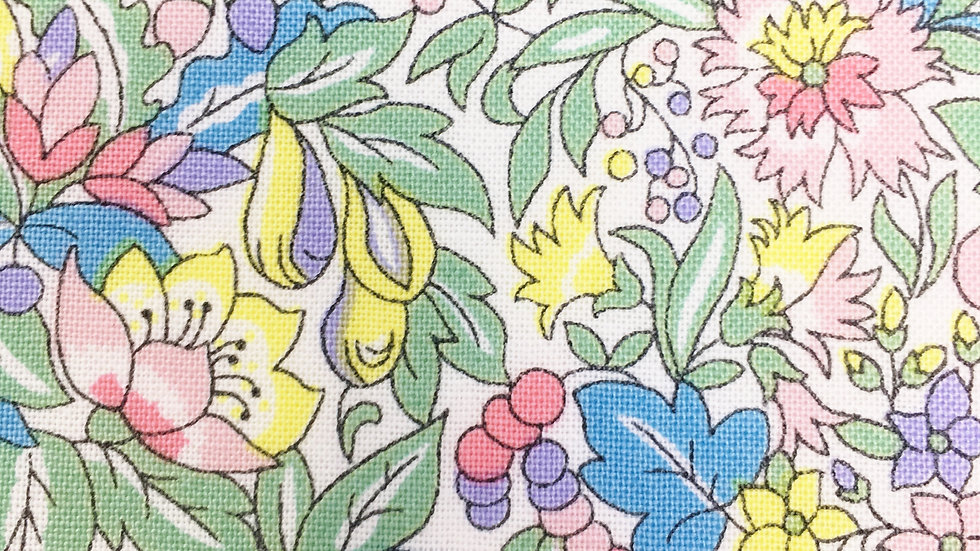 Liberty - Hyde Floral fabric