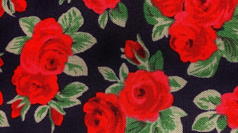 Ascot Rose fabric (Winter)