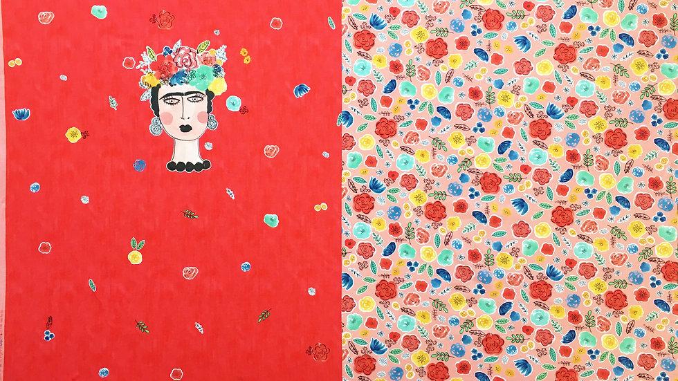 Frida's Jersey fabric