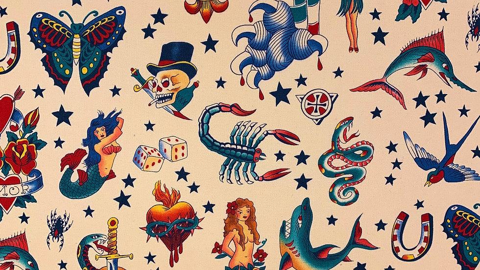 Tattoo Fabric