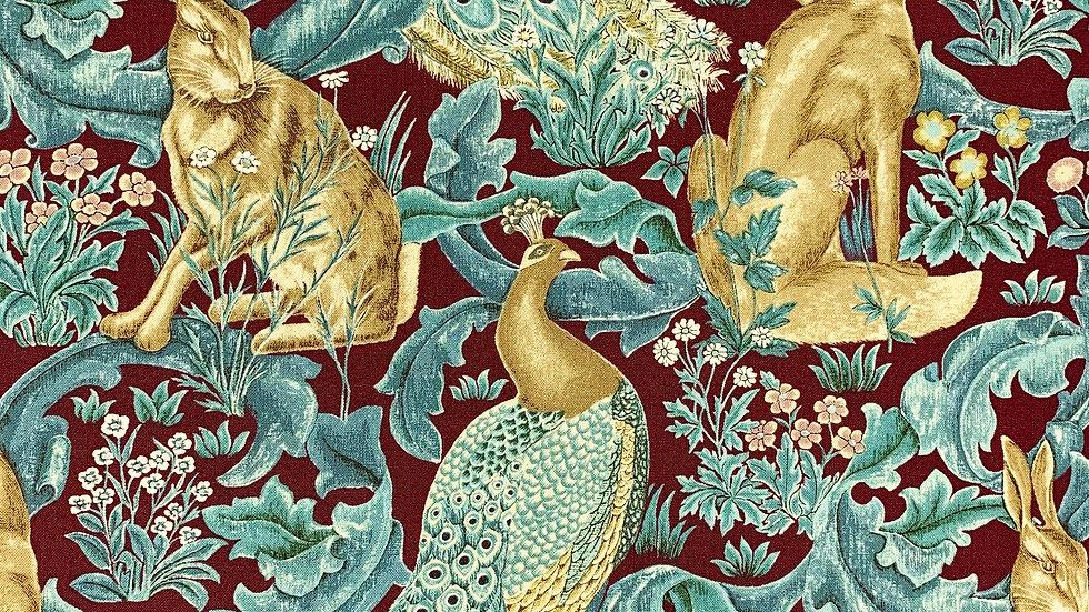 William Morris fabric - Forest