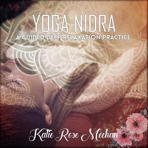 Short Yoga Nidra Guided Relaxation