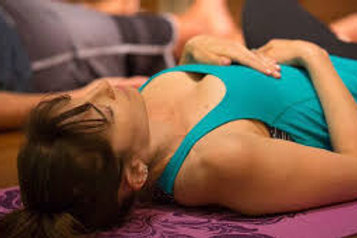Yoga Nidra for connecting with the Heart Space