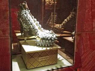 Shoe Art Featured in Rachael Ray Magazine
