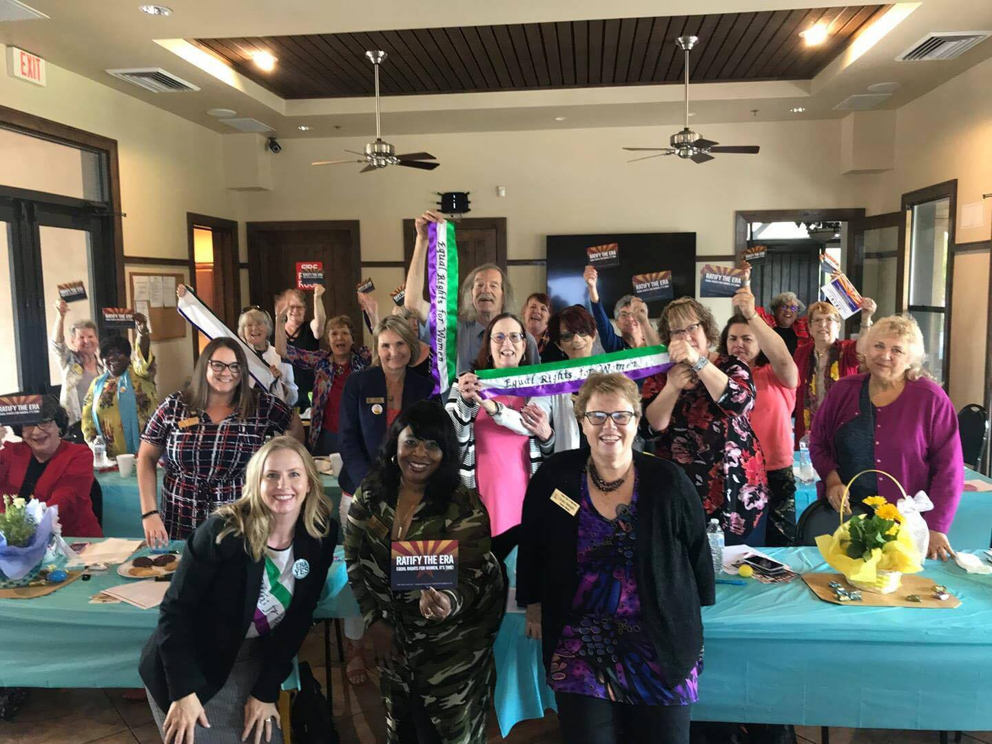 Zonta Area 5 meeting in Maricopa