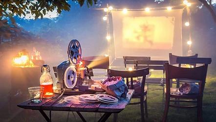bigstock-Small-Cinema-In-The-Summer-Gar-