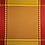 Thumbnail: French Napkin Jacquard Yellow/Red Marius