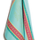 Thumbnail: Turquoise Cassis Jacquard Woven Kitchen Towel