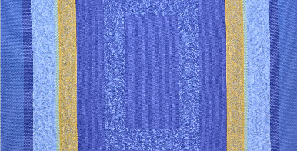 Blue/Yellow Bargeme Jacquard Woven Kitchen Towel
