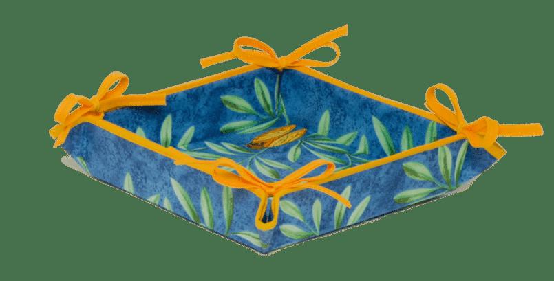 Blue Cigale Basket