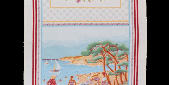 Nice Jacquard Tapestry Table Runner
