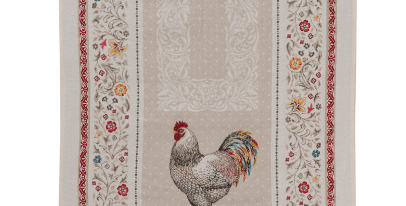 Lafayette Jacquard Tapestry Table Runner