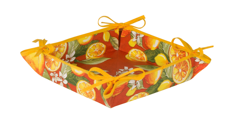 Orange Citron Basket