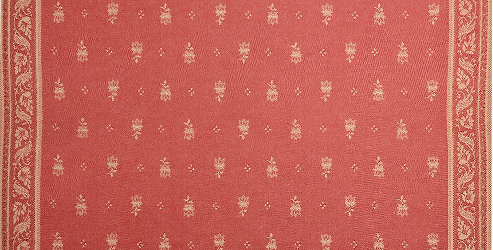 Red Durance Jacquard Woven Napkin