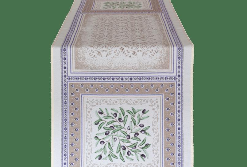 Luberon Jacquard Tapestry Table Runner