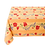 Thumbnail: French Tablecloth Coated Striped Yellow Poppy