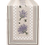 Thumbnail: Ecru/Lavender Castillon Jacquard Tapestry Table Runner