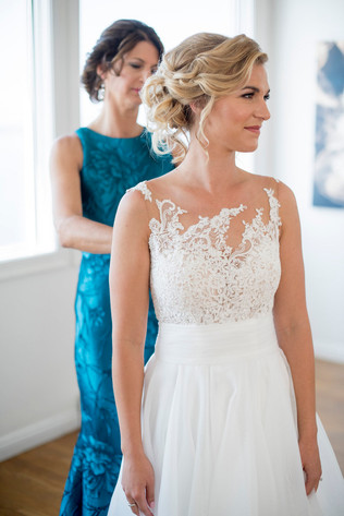 Photo by: Snap Weddings Hair by: Edilaine Bizinha Makeup by: Racheal Poirier