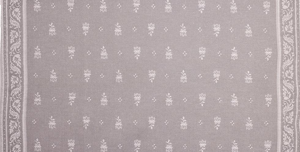 Dark Grey Durance Jacquard Woven Napkin
