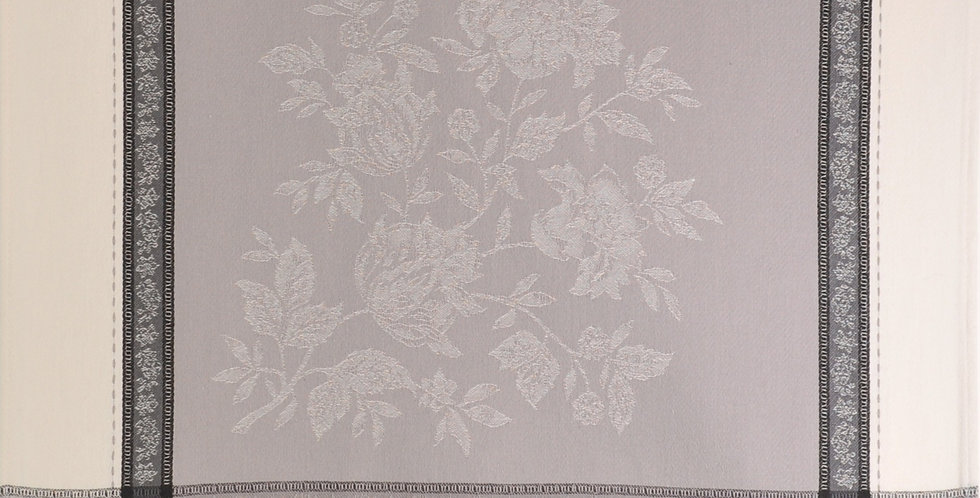 Grey Caprice Jacquard Woven Kitchen Towel