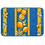 Thumbnail: French Placemat Coated Blue Citron