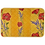 Thumbnail: Yellow Poppy & Lavender Coated Cotton Placemat