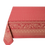 Thumbnail: French Tablecloth Jacquard Red Durance