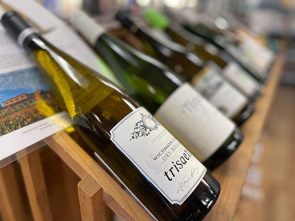 wine bottles bouschet
