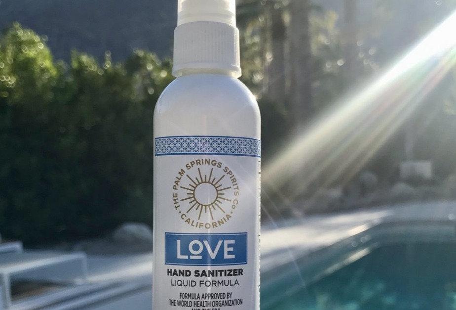 LOVE Hand Sanitizer