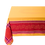 Thumbnail: French Tablecloth Jacquard Red/Yellow Olivia