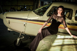 """""""Classic Vintage Aviation Glamour"""""""