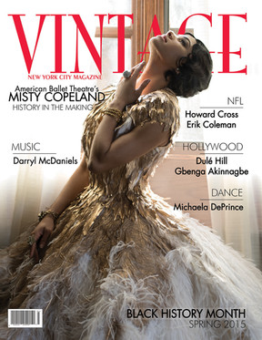 American Ballet Theatre's MISTY COPELAND History in the Making