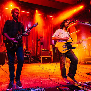 Minus the Bear: Indie Rock Staples at Bogart's
