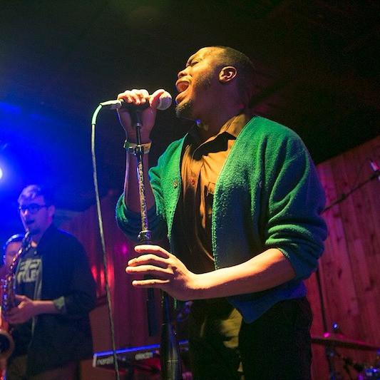 Durand Jones at SXSW