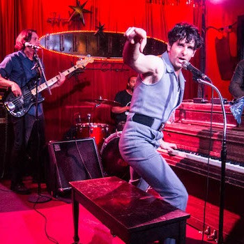 Low Cut Connie: Throwback Rock and Roll at the Southgate House Revival