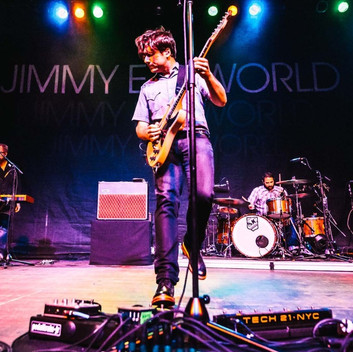 The Sold Out Sweetness: Jimmy Eat World at Bogart's