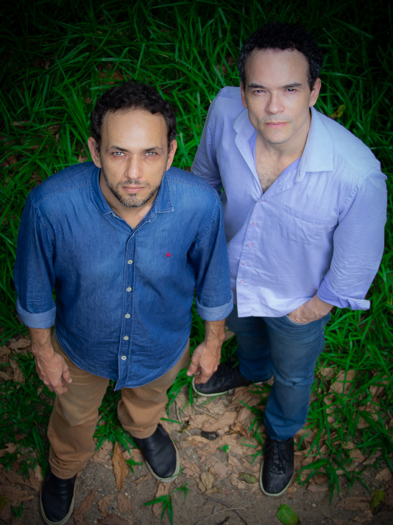 Oscar Calixto e Ricardo Soares