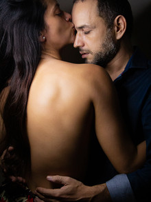Oscar Calixto e Adriana Bandeira