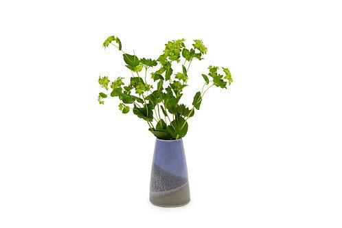 Bud vase- Cornflower blue/grey