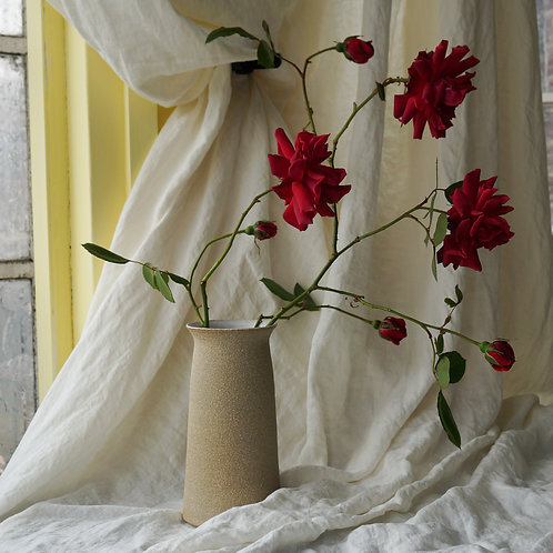 Large textured vase
