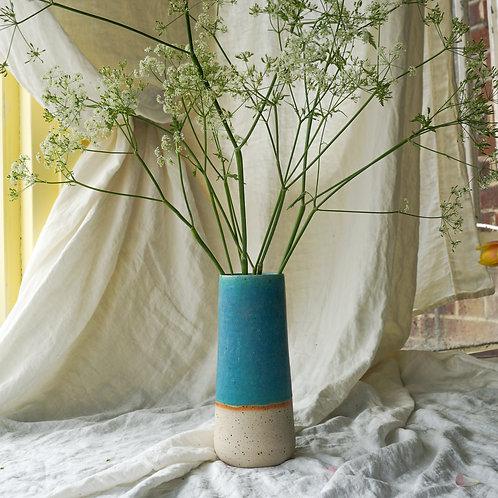 Large Vase- Turquoise