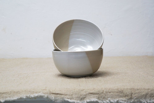 Soup Bowl- White