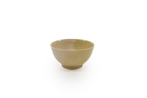 Small bowl- Transparent/Yellow