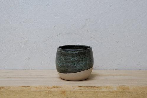 Brush stroke 8oz cup