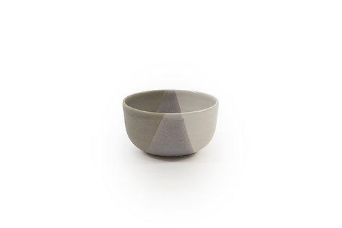 Small bowl- White/Grey