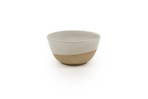 Breakfast bowl-White/Texture