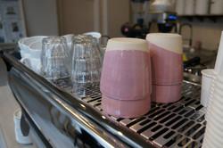Bespoke handthrown cups